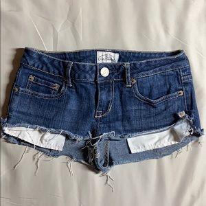 Aeropostale short shorts - 1/2